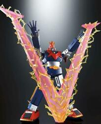 With Box Dx Chogokin Soul Volt In Super Electromagnetic Machine Voltes