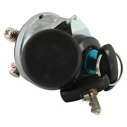 Ignition Switch For Ford Tractor 1500 1310 1300 1210 1200 1110 1100 Sba385200331