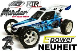 Fg Marder E With Brushless Engine And Brushless Esc 150a Rtr, 6000e, 16 Rc-car