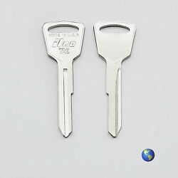 Ta6 Key Blanks For Various Models By Case, Caterpillar, And Others 2 Keys