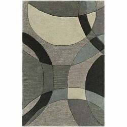 Forum Fm-7193 12and039 X 15and039 Rectangle Rug Khaki/denim/charcoal/black/taupe/gray