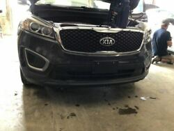 Front Bumper Two Piece Bumper Without Fog Lamps Fits 16-18 Sorento 2991649