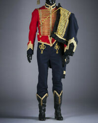 2021 New Men's Red,black British Uniform Sale With Worldwide Expedited Shipping