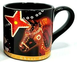 The Trail Of Painted Ponies Collectible Mug Ghost Horse By Artist Bill Miller