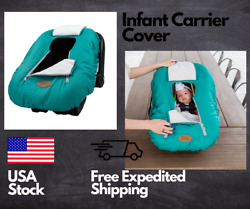 Infant Carrier Cover Secure Baby Car Seat Cover Light For Car Seats