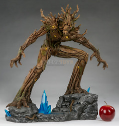 Marvel I Am Groot Premium Format Figure Sideshow Guardians Of The Galaxy Statue
