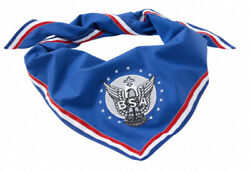 Boy Scout Official Eagle Scout Embroidered Neckerchief Brand New