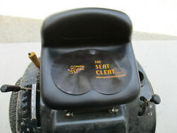 New The Seat Cleat Non-slip Seat Cover, Topper Lawn Mower Tractor Atv Dune Deere