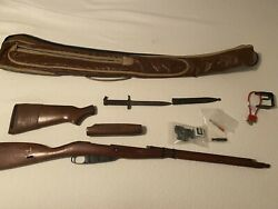 Used Various Gun Parts/ Case And Accessories-mossberg,mosin,taurus Mauser,magpul