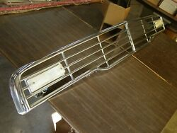 Oem Ford 1957 Fairlane 500 Grille Assembly Park Lights Lamps Nos