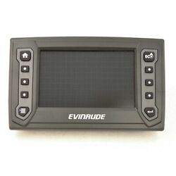 Johnson Evinrude Boat Digital Display Kit 0769942   7 Icon Touch Cts