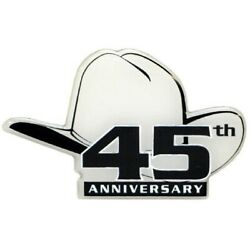 Ranger Boats Oem 7604327 Hat Graphic 45th Anniversary Marine Decal