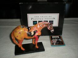 2004 Westland The Trail Of Painted Ponies 1544 Ghost Horse Figurine