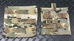 Velocity Systems Side Plate Pouch Multicam Molle Vpb-3 Nos