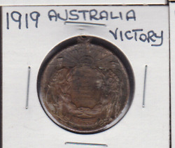 1919 Australia Peace/victory Triumph Of Liberty And Justice Medal