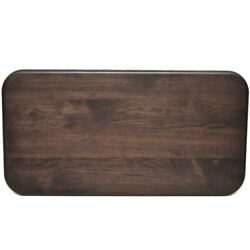 Rinker Boat Table Top 2460503 | 360 Express Cruiser 18 X 35 Inch Wood