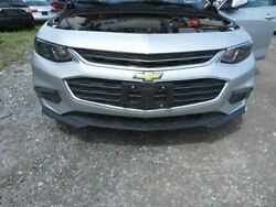 Front Bumper With Led Daytime Running Lamps Opt T7e Fits 17-18 Malibu 2996409