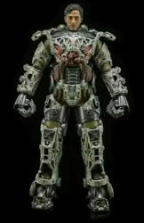 Threezero Fallout 4 T-51 Power Armor Deluxe And Nuka Cola Armor Pack New/sealed