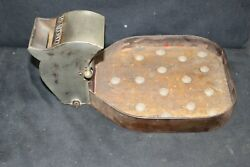 Early Pre War Vintage 1900-1920 Metal Marble Game Penna. Made