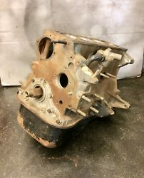 1967-1969 Fiat Spider 124ac.040 Engine Block Motor 1438ccm 1.4l Oem Without Head