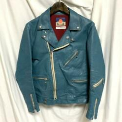 Blackmeans × Labrat Cow Leather Double Riders Jacket Size 2 F/s From Japan