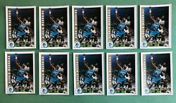 10 1992 93 Alonzo Mourning Rc Hoops Pack Fresh Mint Gradeable Rookie Hornets