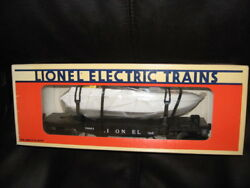 1990 Lionel 6-16661 Sp Flat Car With Operating Boat Nib Free Shipping