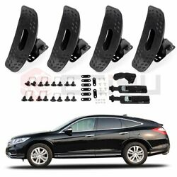 2 Pairs Universal Roof J-bar Rack Kayak Boat Canoe Car For Suv Top Mount Carrier