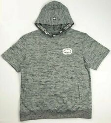 Menand039s Big And Tall Ecko Short Sleeve Hooded Shirt