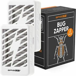 Electronic Bug Zapper - Mosquito Killer Lamp - Electric Fly Trap - Uv Indoor New