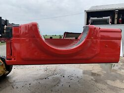 Ford Superduty New Take Off 8and039 Long Box Dually Red 17-21 F350 Super Duty Drw