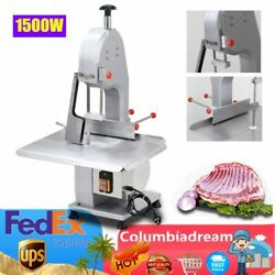 1500w Meat And Bone Saw Bone Sawing Machine Commercial Electric Frozen Meat Cutter