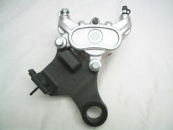 New Stock Oem Rear Brake Caliper Pads And Mounting Bracket And03914 Sportster 41300038