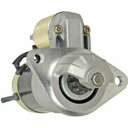 Starter For Ford Compact Tractor 1100 1110 1200 1300 1979-1986 Shi0143