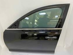 Front Door Audi A6 S6 12 13 14 15 16 17 Lh Driver Side Brilliant Black Ly9b
