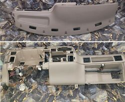 🔥94-97 Dodge Ram Dash Dashboard Core Structure Frame Mount Assembly Tan