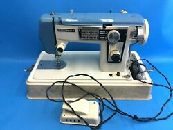 Vintage Used Dressmaker Deluxe Zig-zag S-3000 25305 Sewing Machine Parts Old