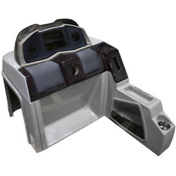 Pontoon Boat Steering Console 180695-02 | 38 1/2 Inch Taupe Incomplete