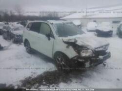 Engine 2.0l Turbo Vin G 6th Digit Fits 14 Forester 1507648-1
