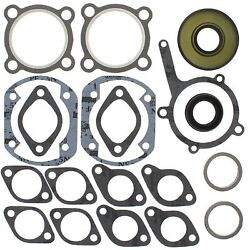Winderosa Complete Gasket Kit With Oil Seals For Yamaha Ss Ss433 1971 440cc