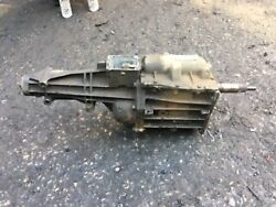 Chevrolet S-10 T-5 World Class Five Speed Good Transmission Tag 1352-216