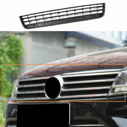 Fit For Vw Touareg 2011-2017 2018 Black Abs Front Upper Bumper Mesh Grill Grille
