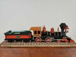 Disneyana Waltand039s Lilly Belle Train Model And Book Signed Coa Limited Numbered