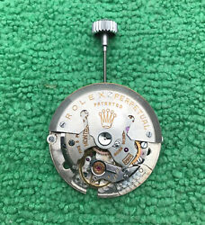 Genuine Rolex 1030 Automatic Butterfly Perpetual Movement 25 Jewels - Running