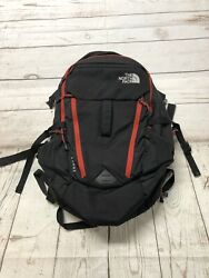 The Surge Backpack Black/red Hiking Camping Laptop