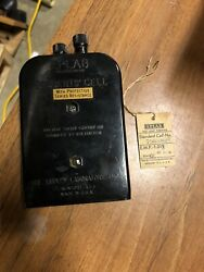Eppley Laboratory Eplab Student's Cell Vintage Standard Voltage Cell