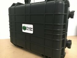 Tractor In A Box Isoview For John Deere Dealers -works W/ Greenstar 2630 And Gen 4