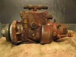 Ih International Harvester Fuel Injection Pump 339176-r91 806 Tractor Used