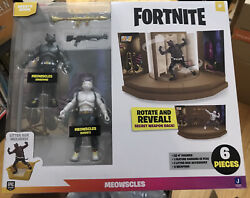 Fortnite Agentand039s Room Meowscles 3.75 Epic Games New Sealed In Hand