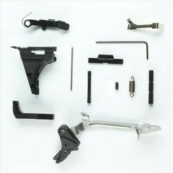 .45 Acp Large Frame Poly80 Lower Parts Set That Fits G21 G20 Gen3 And Pf45